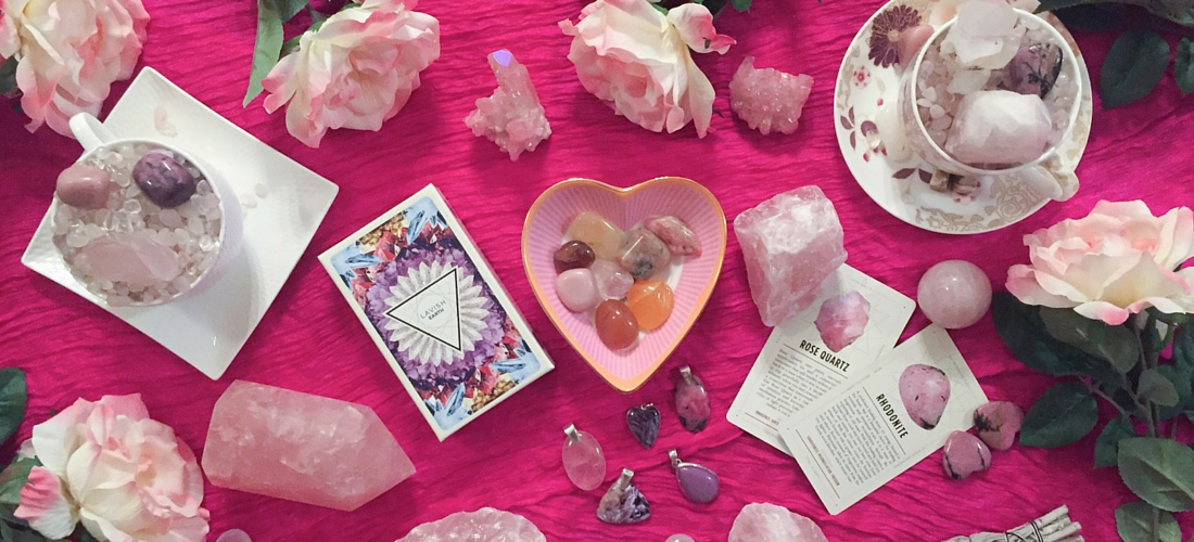 Cards, crystals and all things mystical