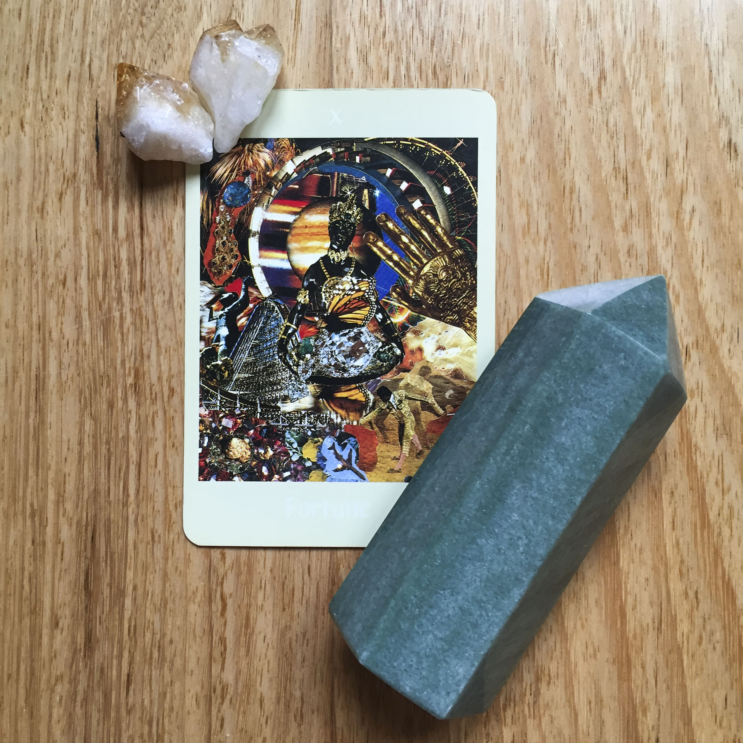 Card a day - fortune