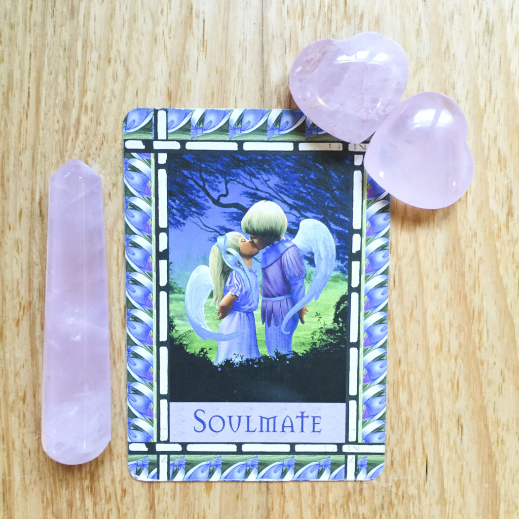 Card reading - soulmate