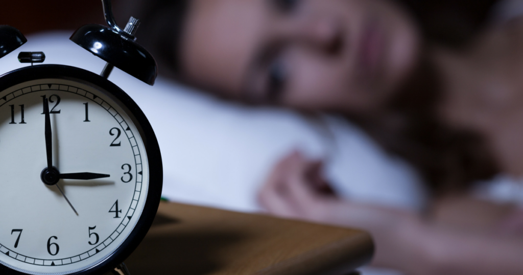 Crystals to help overcome insomnia