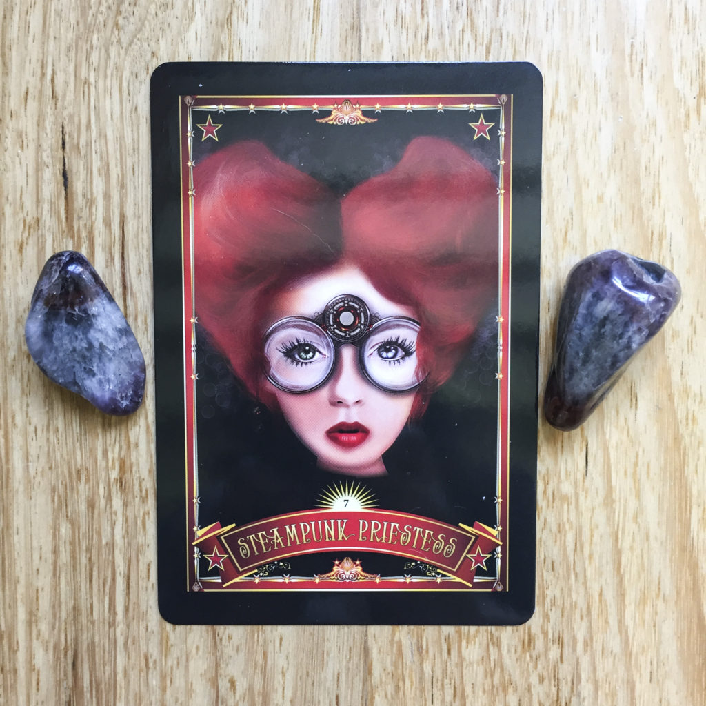 Steampunk Priestess