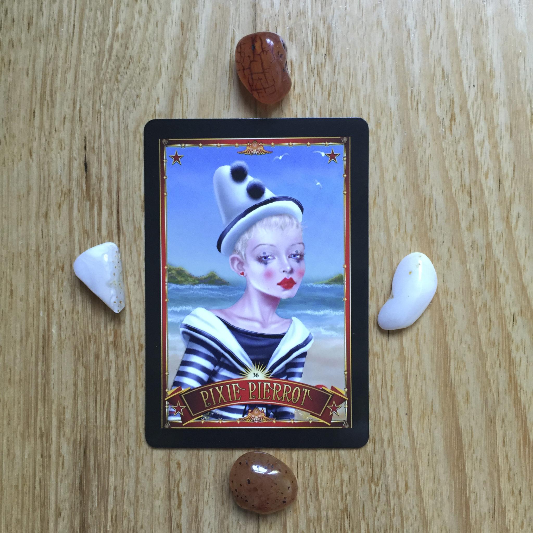 Pixie Pierrot